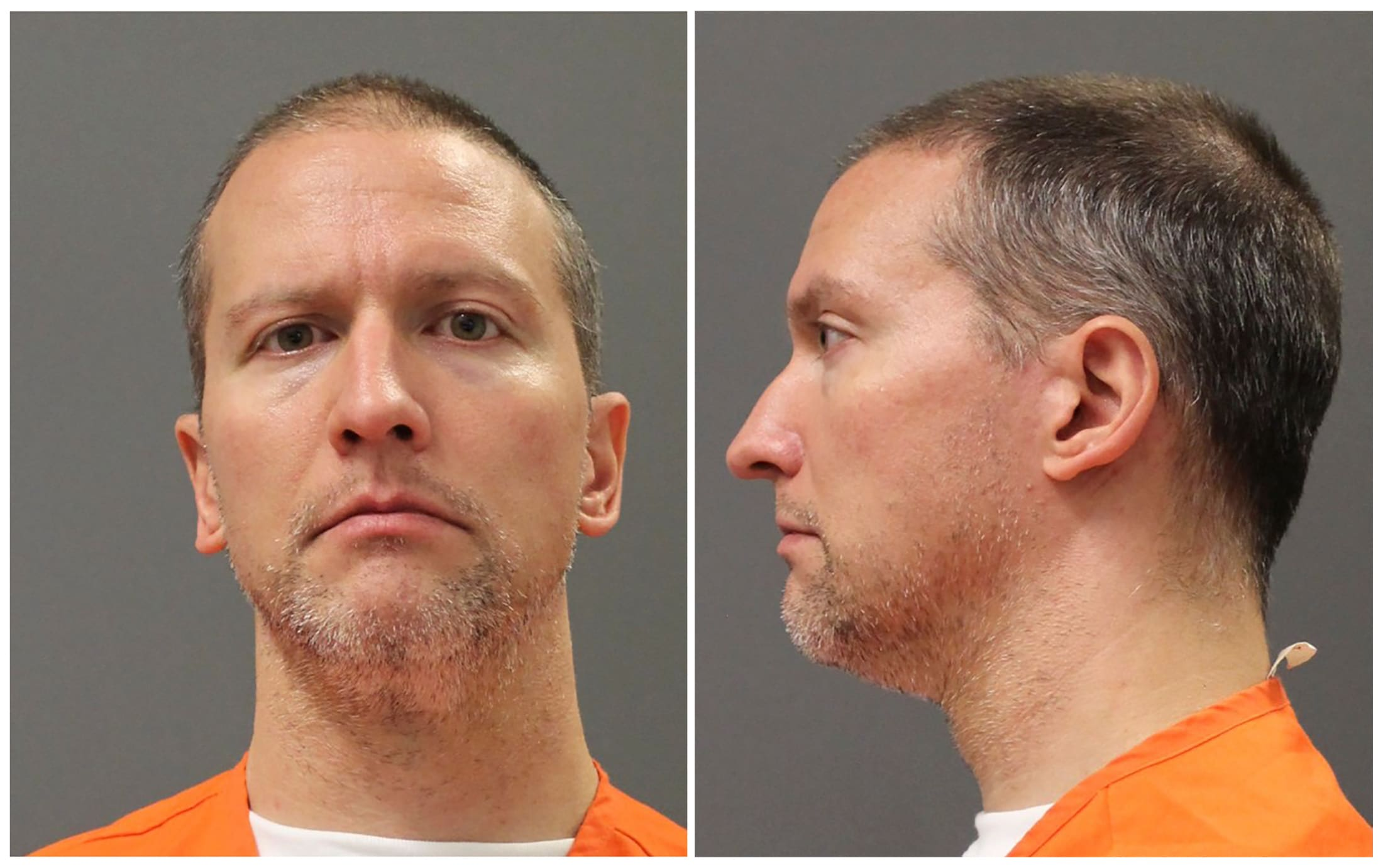 Bail set at $1.25 million for Derek Chauvin, ex-Minneapolis officer charged in George Floyd's death