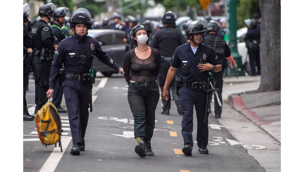 LAPD investigating San Gabriel attorney for allegedly calling for cop killings