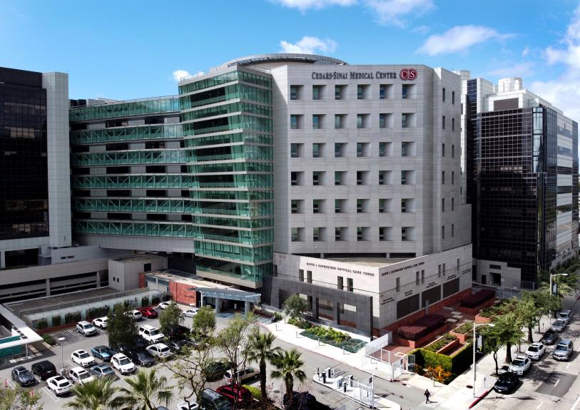 Cedars-Sinai treats more than 400 coronavirus patients