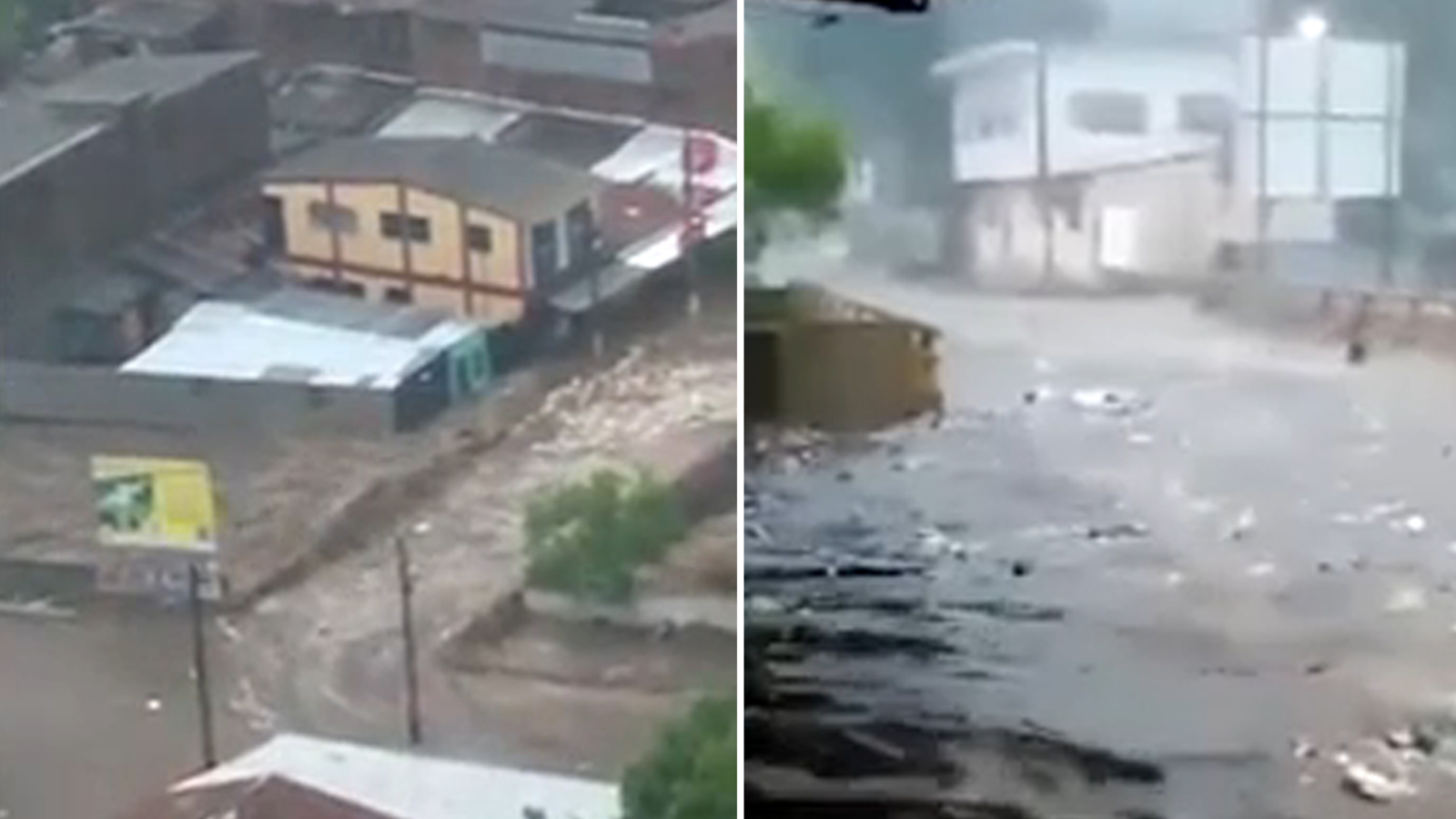 At least 11 people killed in flooding in El Salvador due to Tropical Storm Amanda