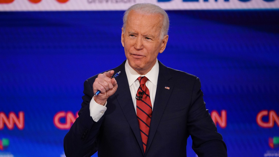 Biden looks to formally clinch Democrats' nomination as 7 states, D.C. vote