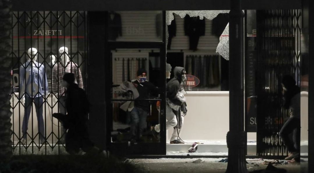LAPD, FBI collecting protest, looting footage as evidence for future arrests