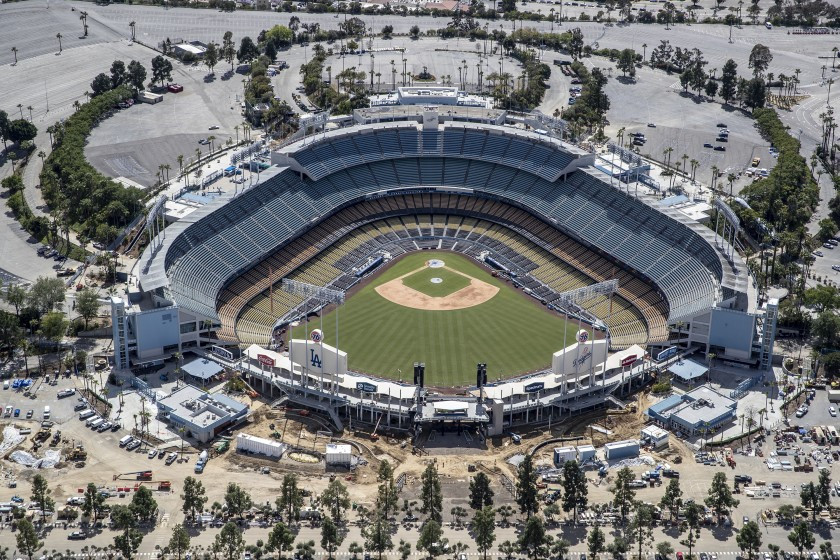 MLB cancels All-Star Game, slated to be held at Dodger Stadium, for 1st time since 1945