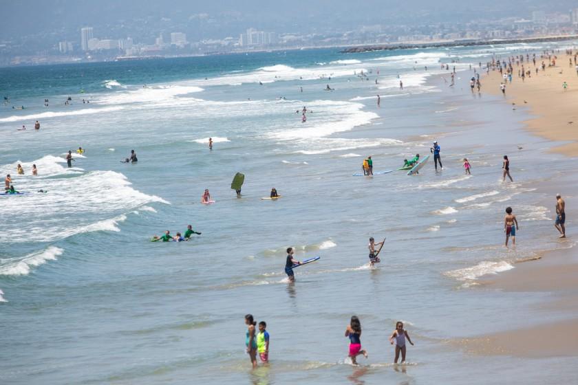 California's July 4 coronavirus warning: 'Assume everyone around you is infectious'