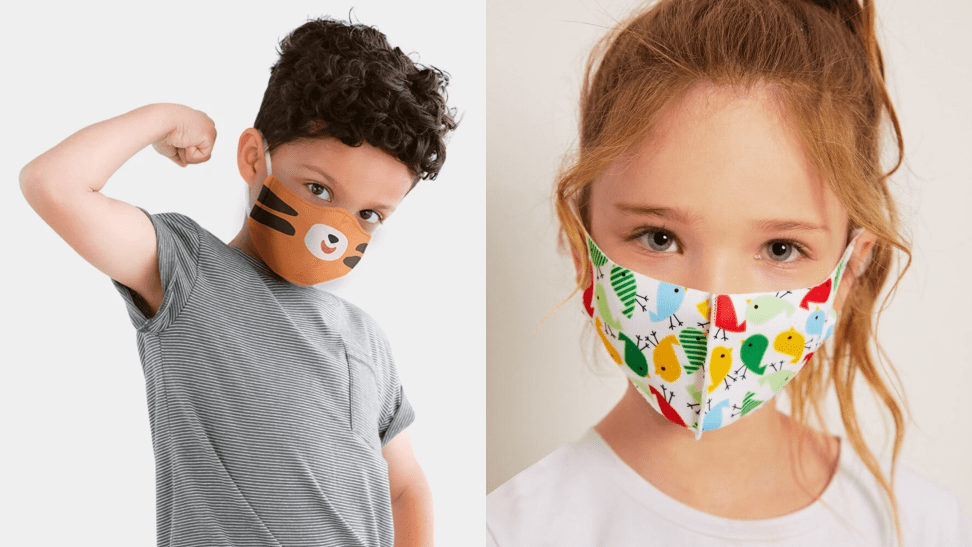 What to know about face masks for kids