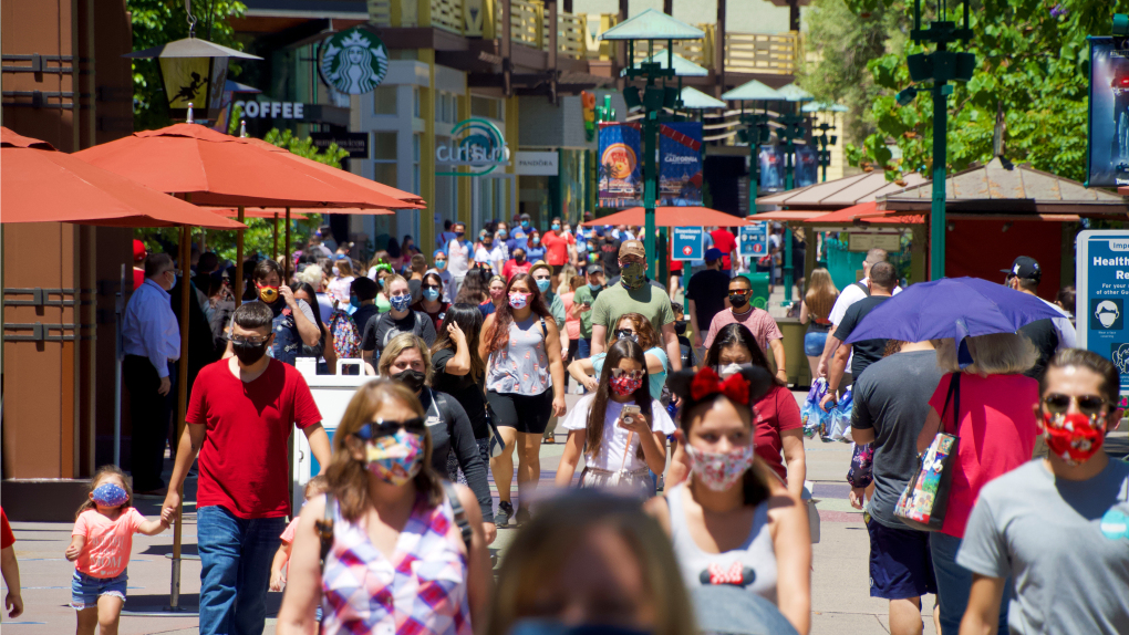 More restaurants and stores reopen at Downtown Disney