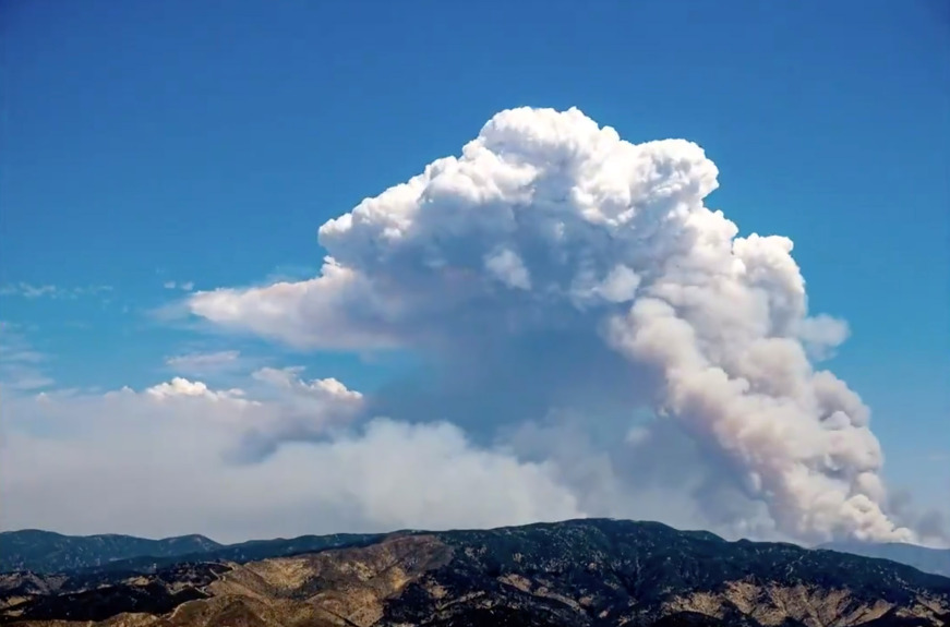 Lake fire grows to nearly 26,000 acres amid high temperatures, rugged terrain