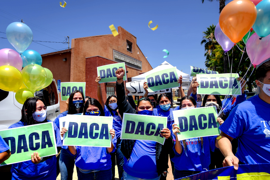 LA County joins legal fight to protect DACA