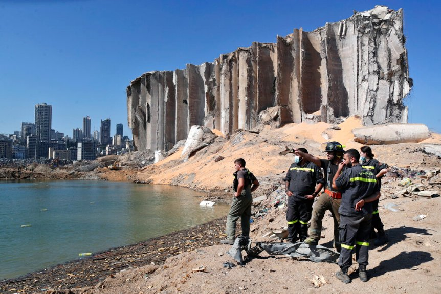 Searchers in Beirut recover more bodies days after blast