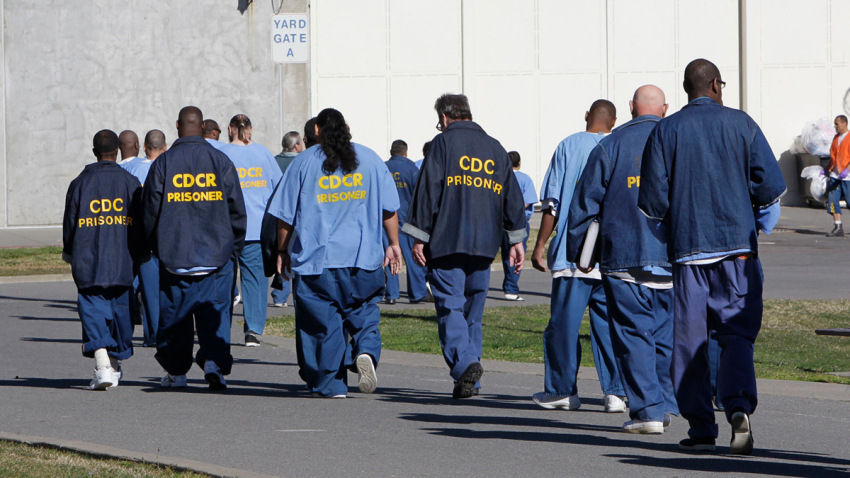 California Ups Early Inmate Release Estimate Amid Objections