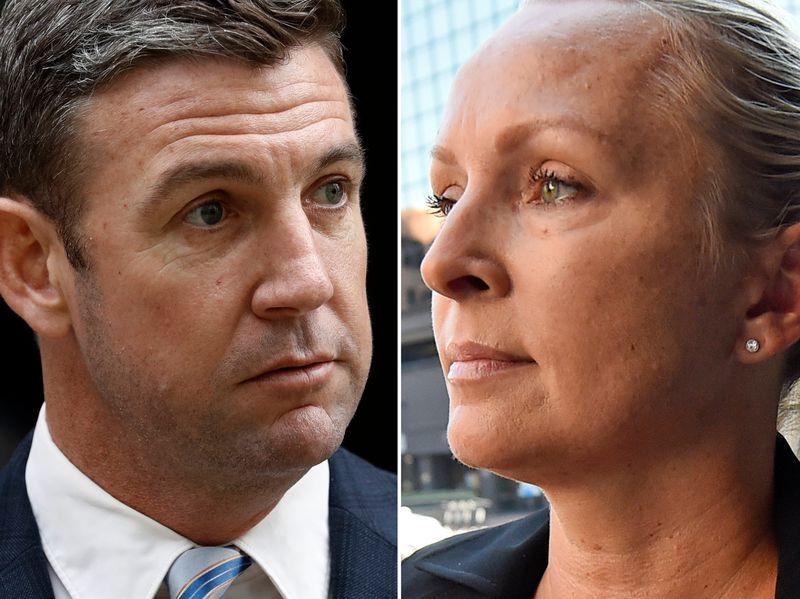 Wife of ex-California congressman sentenced in corruption scandal