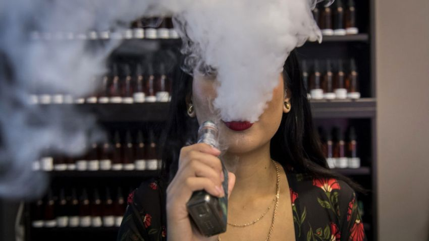 California Closer to Banning Sale of Most Flavored Tobacco