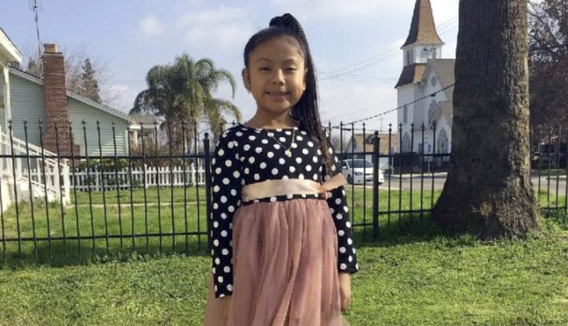 Girl, 8, dies a week after being pulled from California river in accident that also claimed life of would-be rescuer