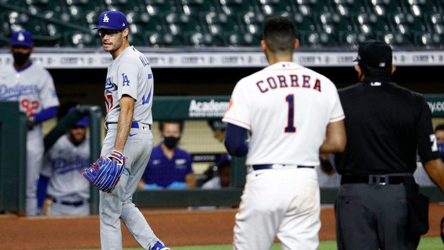 Banners set to fly over Dodger Stadium with direct message: 'STEAL THIS SIGN, ASTROS'