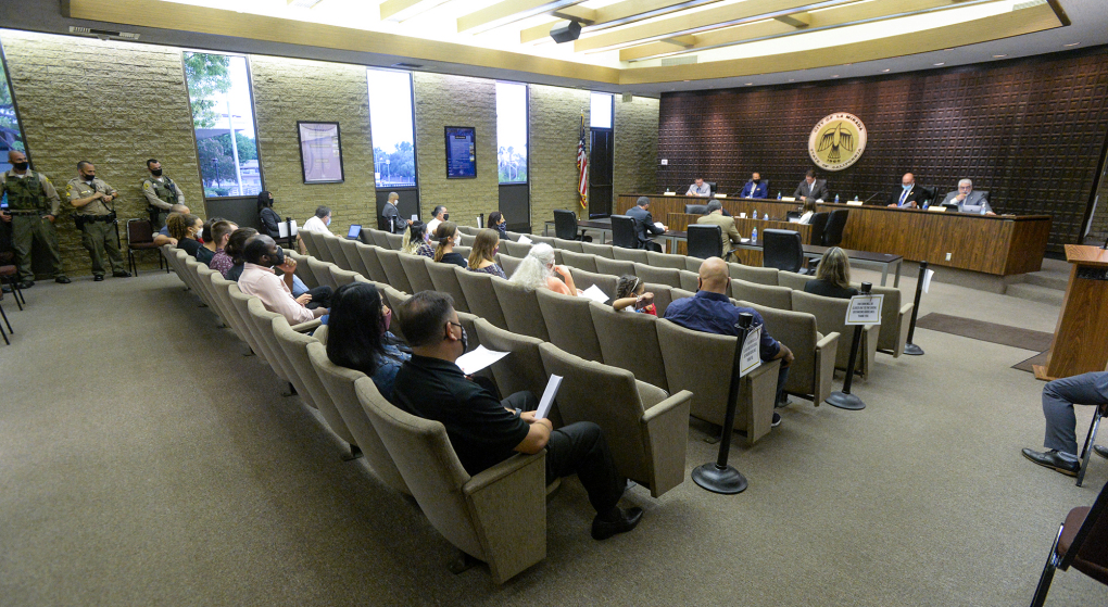 Amid pandemic, some cities have opened their city council meetings to the public