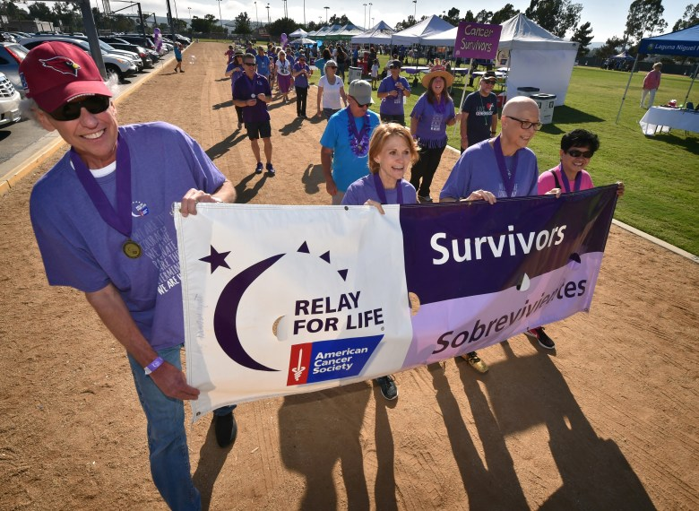 American Cancer Society 'Relay Across the Valley' fundraiser on Sept. 26