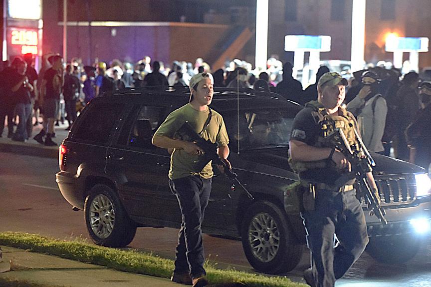 As Nov. 3 election draws near, fears mount of escalating street violence