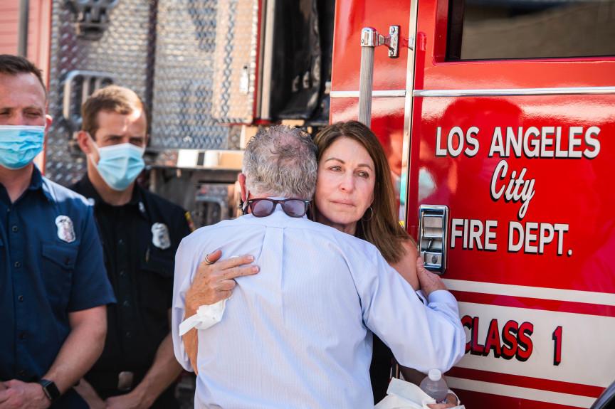 Behavioral health center for firefighters opens in Arleta