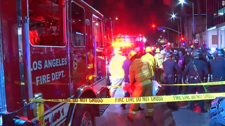 A Protester Was Struck By SUV at Breonna Taylor Demonstration In Hollywood