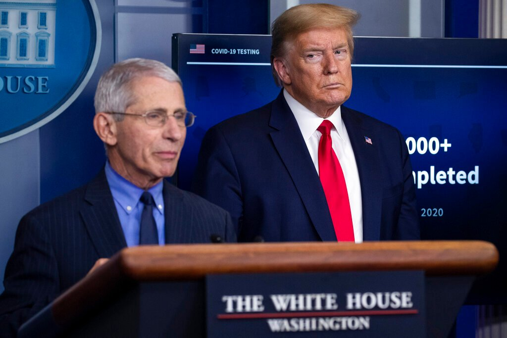 200,000 COVID dead as Trump vilifies science, prioritizes politics
