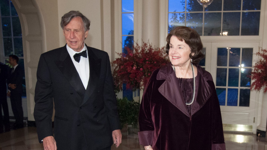 U.S. Sen. Dianne Feinstein's Husband Was Mentioned in UC Admissions Scandal