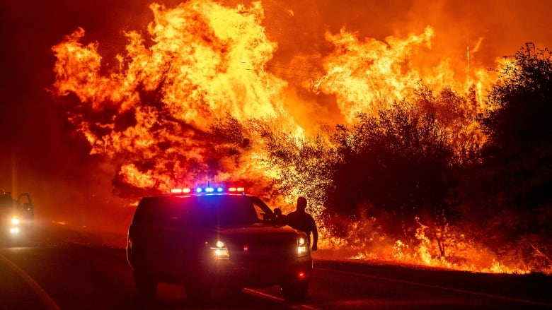 California Wildfires Moving, Growing At Record Speeds Due To Climate Change