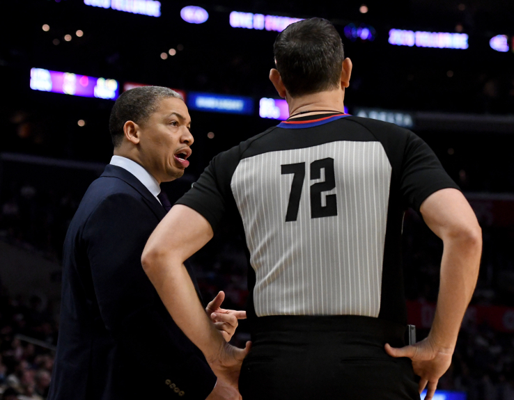 Clippers' coaching search starting to take shape with 3 reported candidates