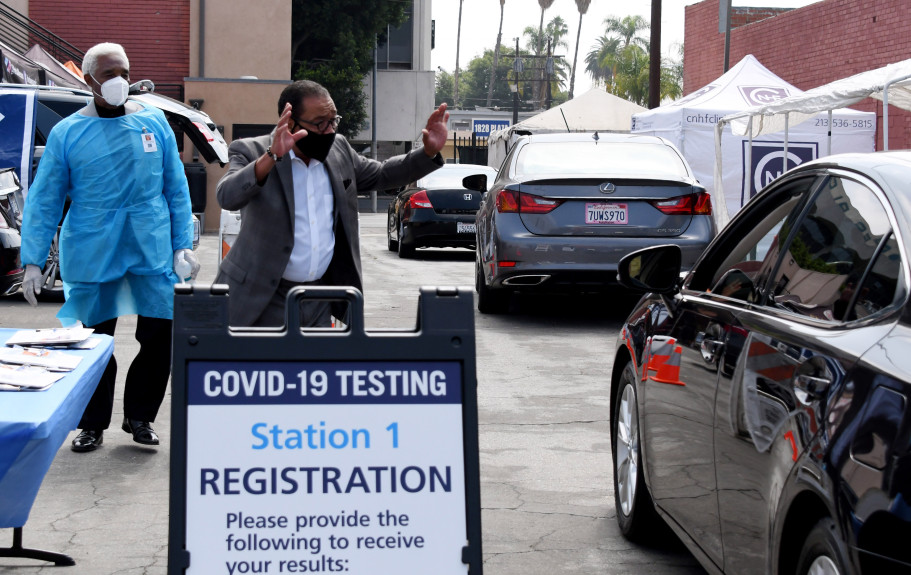 LA County endures sharp one-day spike in coronavirus cases