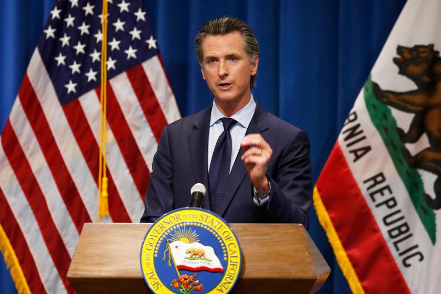As Newsom urges vigilance, California should adjust coronavirus rules