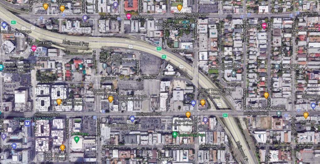 Paramount man killed in wrong-way 101 Freeway crash