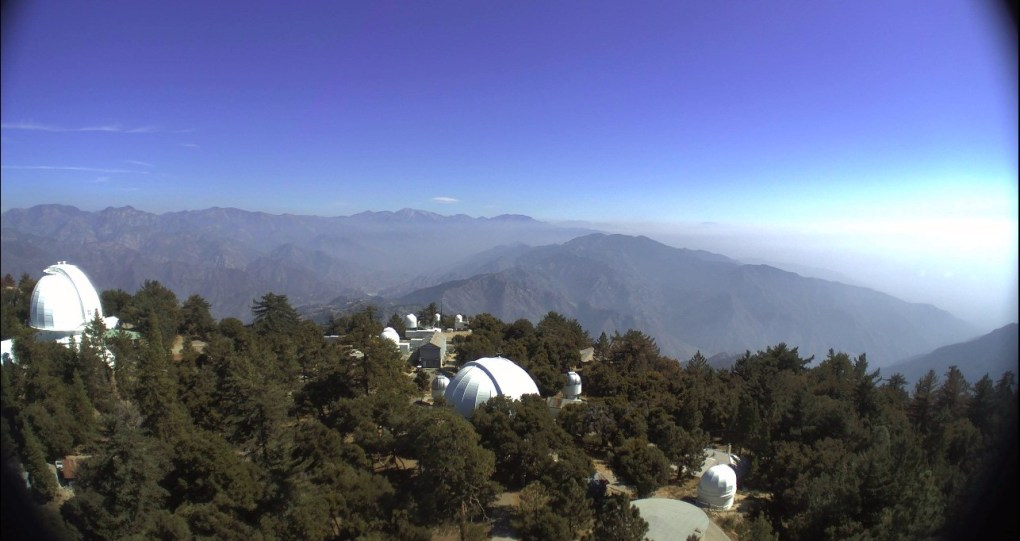 Bobcat fire spared historic Mount Wilson telescopes, but it was close