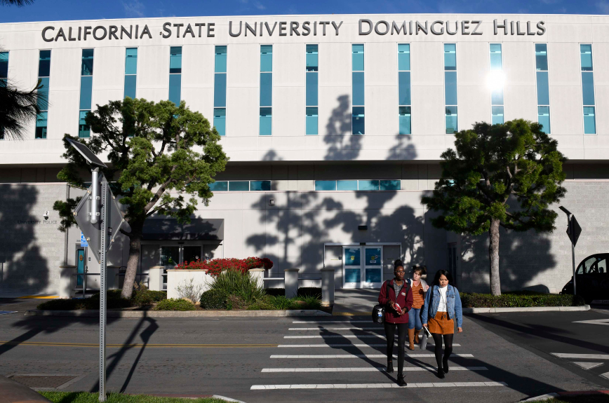 Cal State Dominguez Hills program seeks to train math and science teachers for local schools