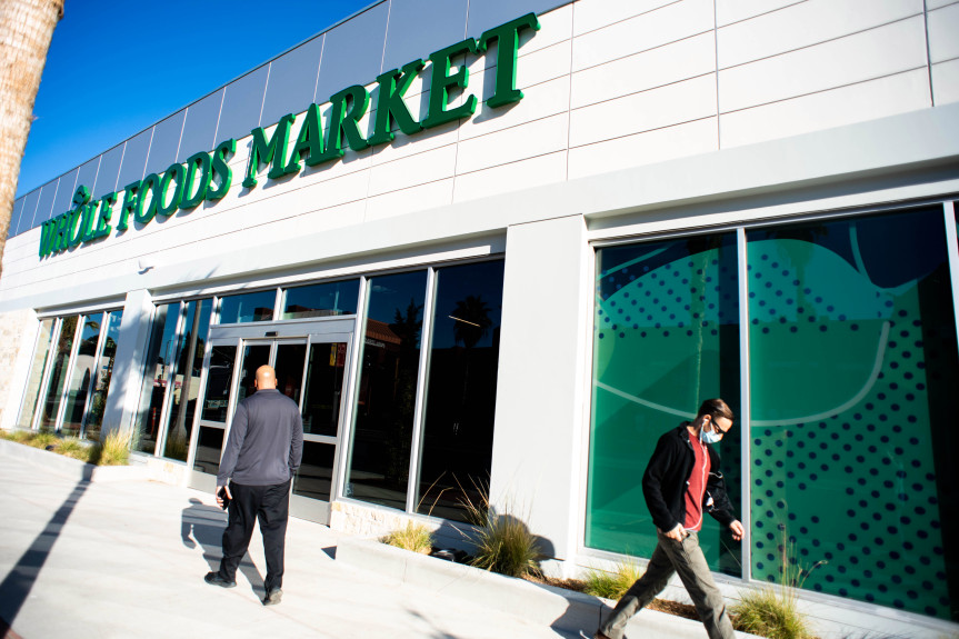 Whole Foods grand opening for Sherman Oaks market still delayed