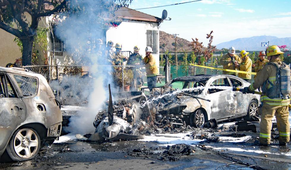 Civil Air Patrol pilot dies in plane crash near Whiteman Airport in Pacoima