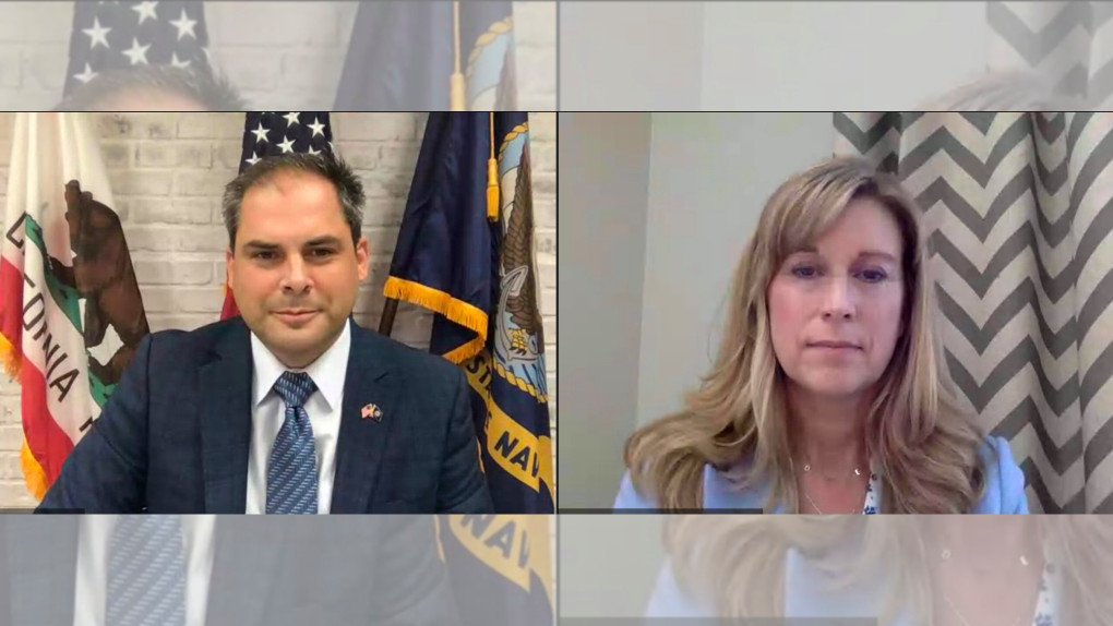 With end drawing near in 25th Congress election, Garcia leads Smith by 405 votes