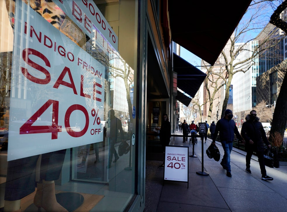 Black Friday hits new record online as U.S. shoppers stay home during pandemic