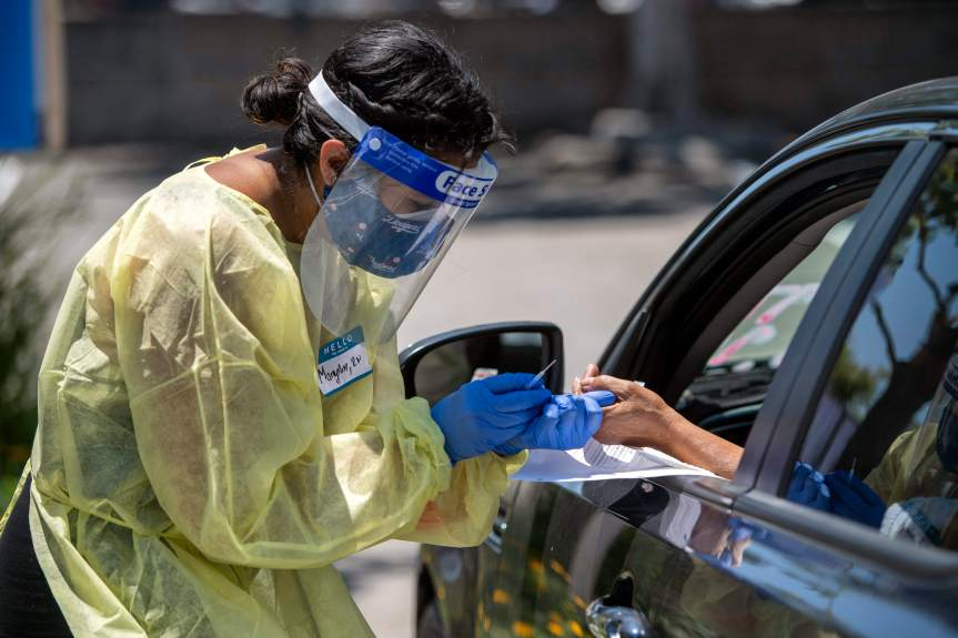 L.A. County reports 2,065 new coronavirus cases, highest total since late July