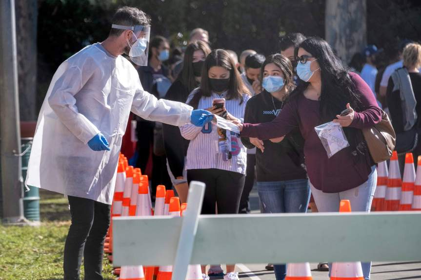 LA County totals 8,000 deaths as wave of patients still cresting