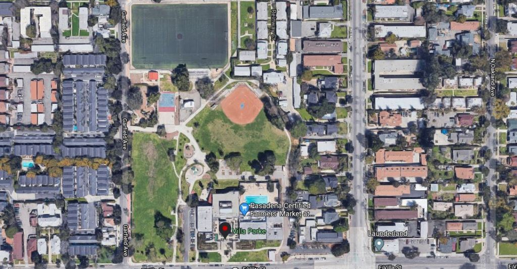2 dead, 1 in critical condition after shooting at Villa Parke in Pasadena
