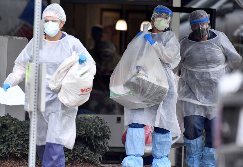 New laws aim to better protect nursing home residents, essential workers from infectious outbreaks