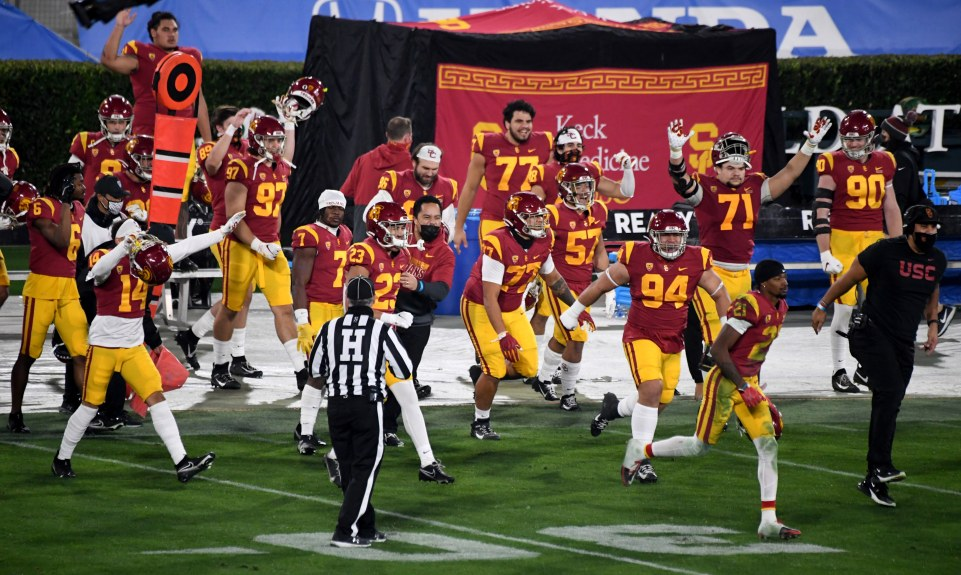 USC to play Oregon in Pac-12 title game after Washington pulls out due to COVID issues