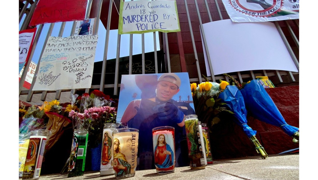 Inquest of Andres Guardado, teen killed by deputy near Gardena, includes sealed documents