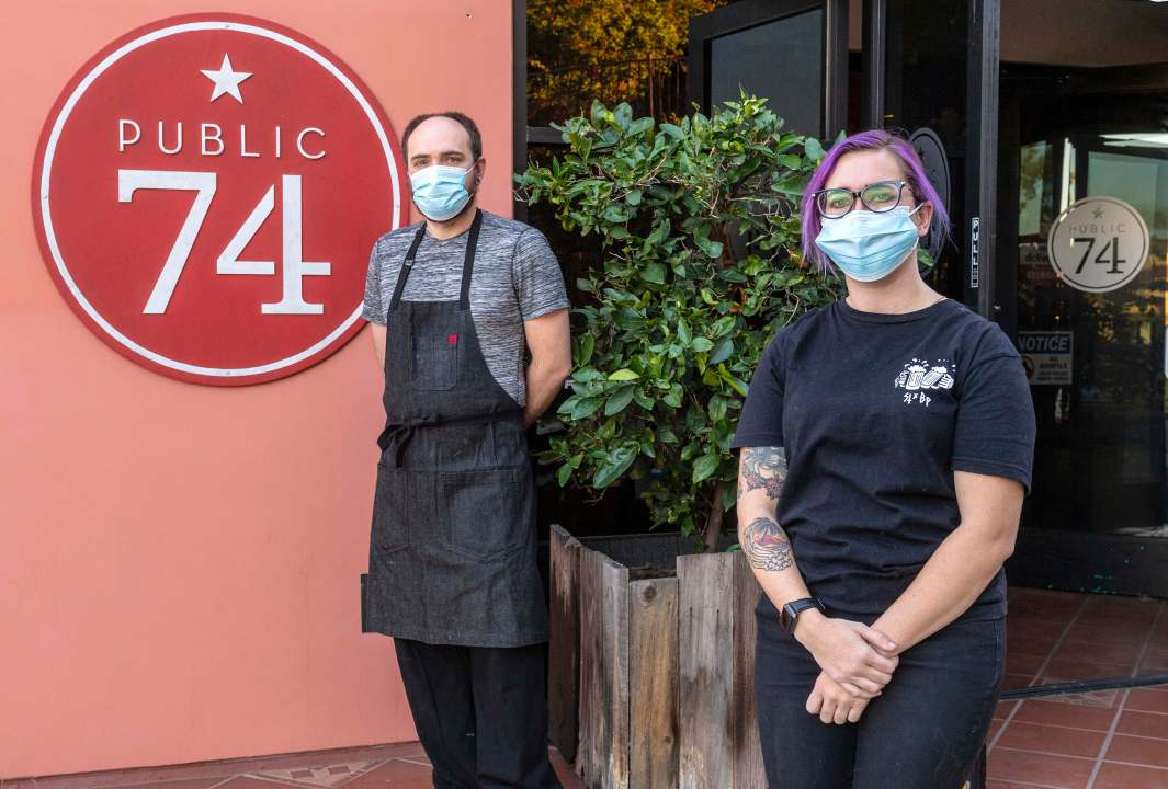 Independent restaurants turn to crowdfunding for survival