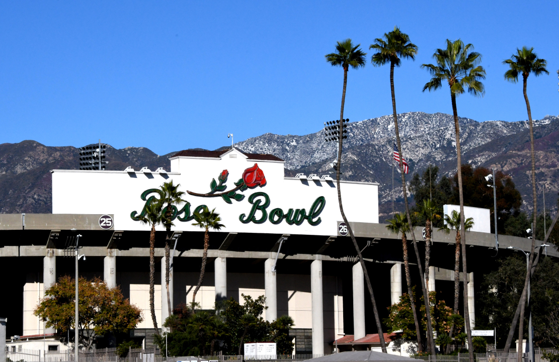 Pasadena will allow Rose Bowl name to be used in Texas, just this once