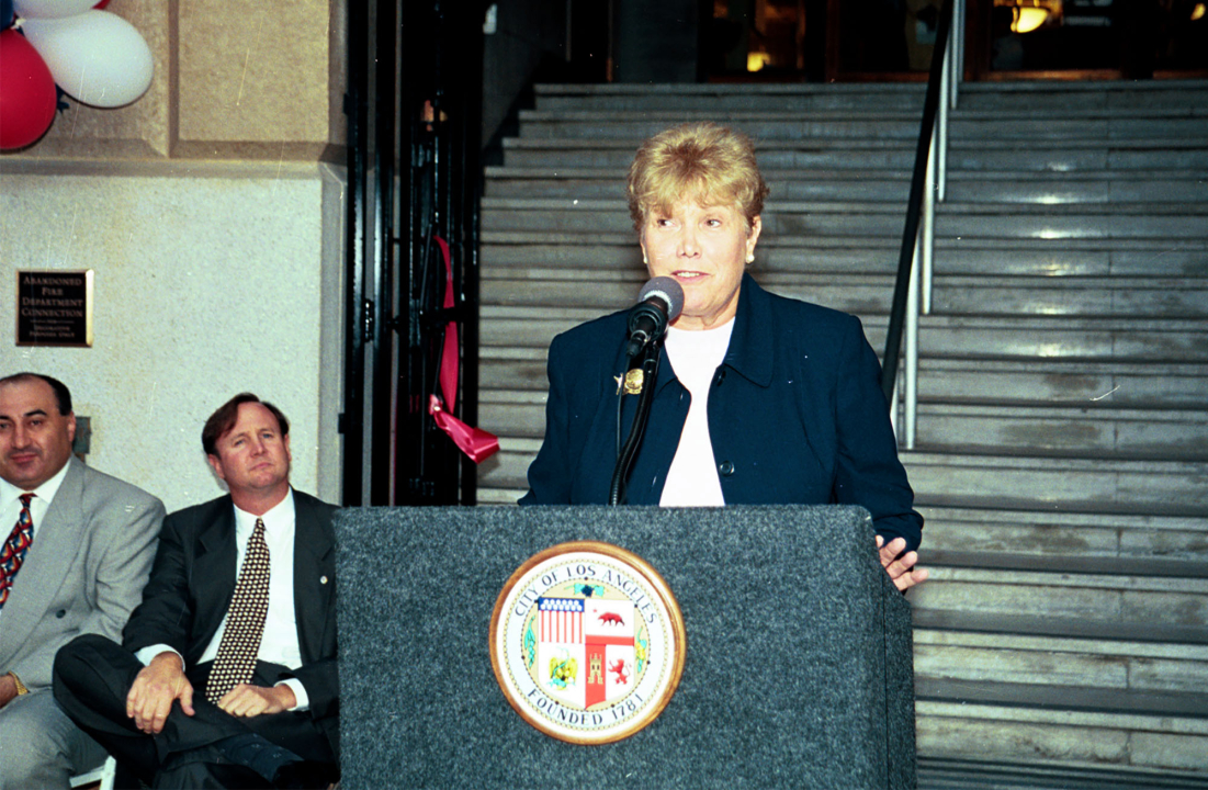Former Los Angeles City Councilwoman Joan Milke Flores dies at age 83 in San Pedro