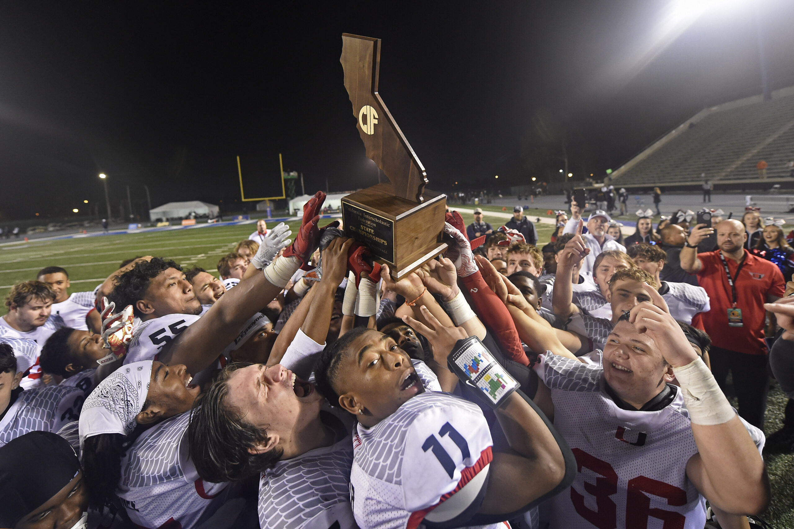 CIF State delays start of football and other fall high school sports while state works on COVID-19 guidelines