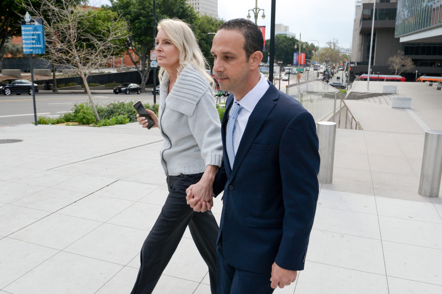 2-year prison sentence recommended for ex-LA Councilman Mitchell Englander
