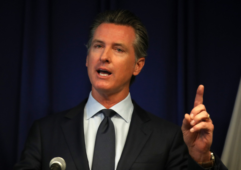 Newsom may lift statewide stay-at-home order Monday