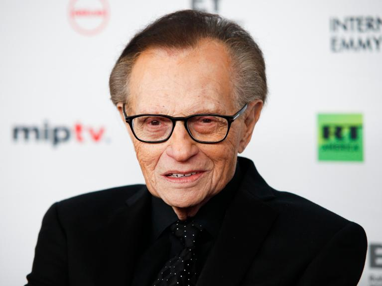 Larry King, hospitalized in Southern California with COVID, moved out of ICU