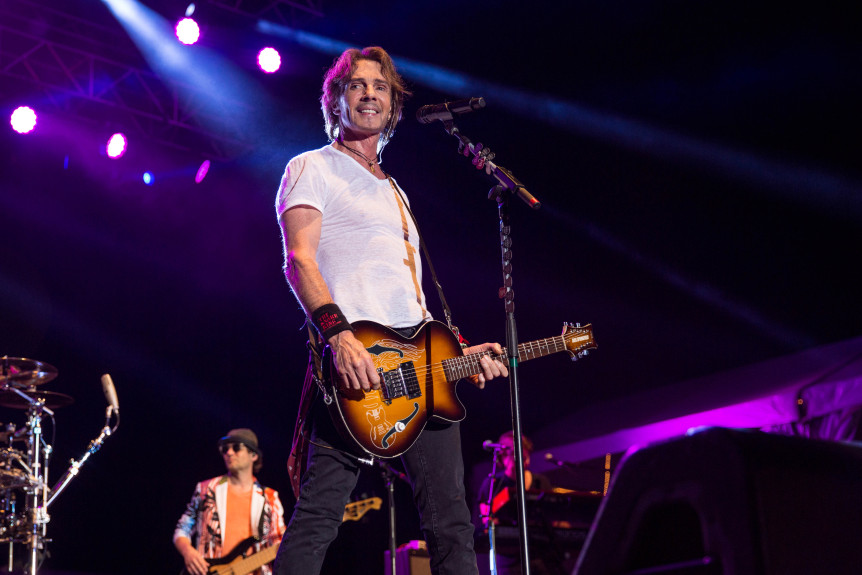 Rick Springfield celebrates 40th anniversary of 'Working Class Dog' with new film and novel